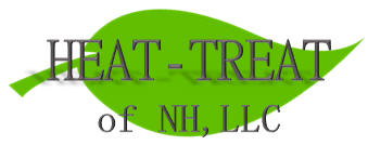 Heat Treatment for Bed Bug Removal, New Hampshire Pest Control Logo